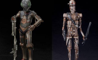 Neue Kotobukiya ArtFX+ Star Wars Bounty Hunters angekündigt