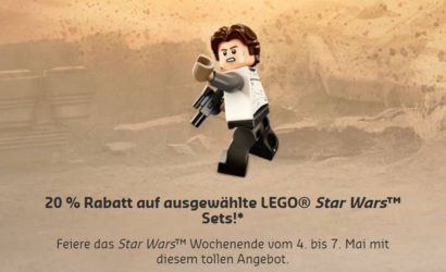 "LEGO Star Wars ""May the 4th"" Rabatt-Aktion: Diese Sets sind reduziert"