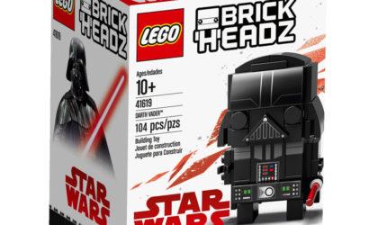 LEGO Star Wars 41619 Darth Vader Brickheadz: Alle Infos und Bilder
