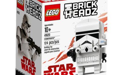 LEGO Star Wars 41620 Stormtrooper Brickheadz: Alle Infos und Bilder