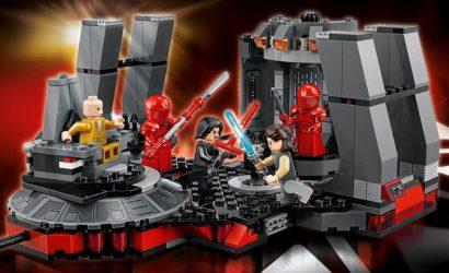 LEGO Star Wars Herbst 2018: Die ersten offiziellen Bilder