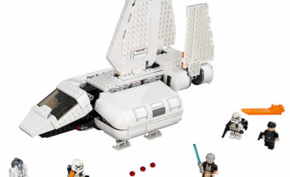 Zwei bisher unbekannte LEGO Star Wars 2018 Sets veröffentlicht!
