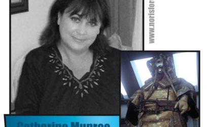 Noris Force Con 5: Schauspielerin Catherine Munroe angekündigt