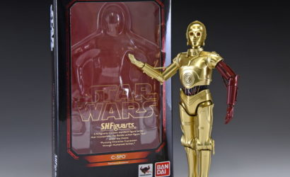 Neue Bilder zur S.H.Figuarts C-3PO 6″-Figur aus The Force Awakens