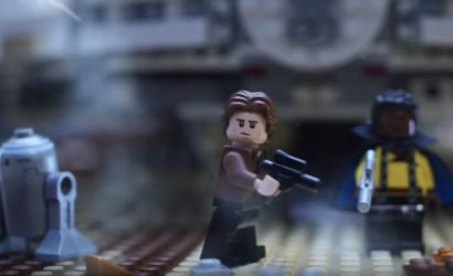 Solo: A Star Wars Story – Trailer aus LEGO