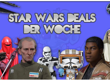 Amazon Star Wars Deals der Woche – KW 41/2018