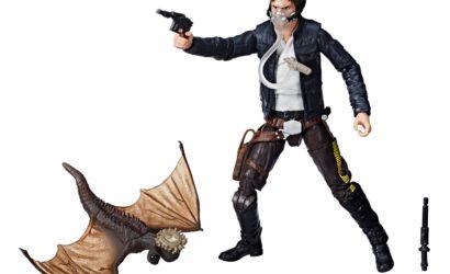 """Detailbilder zur 6″-Han Solo-Figur aus dem """"Exogorth Escape""""-Set"""