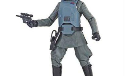 Neue Hasbro Black Series General Veers 6 inch Figur aufgetaucht