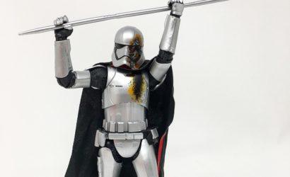 Neue Hasbro Black Series 6″ Captain Phasma (Quicksilver Baton) gefunden