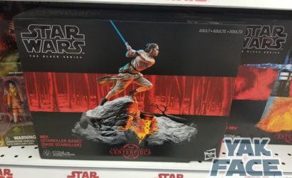 Neue Hasbro Black Series Rey (Starkiller Base) Centerpiece-Figur aufgetaucht