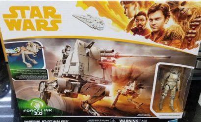 Neuer Hasbro Force Link 2.0 Imperial AT-DT Walker aufgetaucht