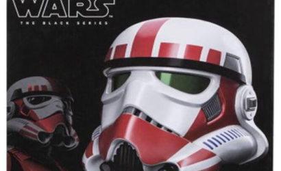 Neuer Hasbro Imperial Shock Trooper Helm aufgetaucht!