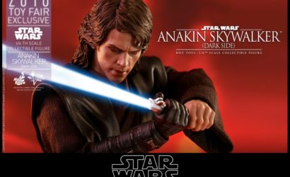 Hot Toys Anakin Skywalker (Dark Side) Sixth Scale Figure angekündigt