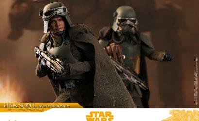 Hot Toys veröffentlicht Han Solo in Mudtrooper-Outfit