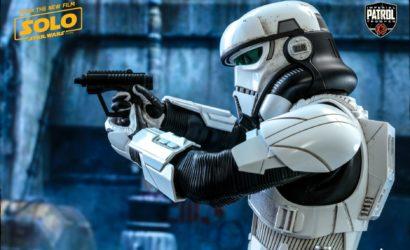 Finale Bilder zur Hot Toys Patrol Trooper 1/6 Scale Figur