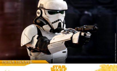 Alle Informationen zur neuen Hot Toys Patrol Trooper 1/6 Scale Figur