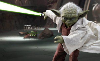 Hot Toys Yoda (AOTC) 1/6 Scale Figure – Bilder des Endprodukts