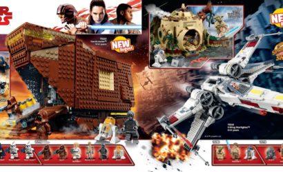 LEGO Star Wars Sommer 2018 – alle Infos und Bilder im Überblick!
