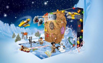 Alle Informationen zum LEGO Star Wars Adventskalender 2018 (75213)
