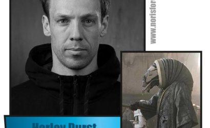 Noris Force Con 5: Moloch-Darsteller Harley Durst in Fürth zu Gast