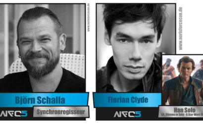 Noris Force Con 5: Björn Schalla und Florian Clyde angekündigt