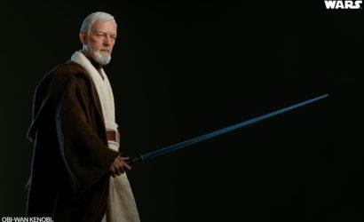 Alle Informationen zur neuen Sideshow Obi-Wan Kenobi Premium Format Figure