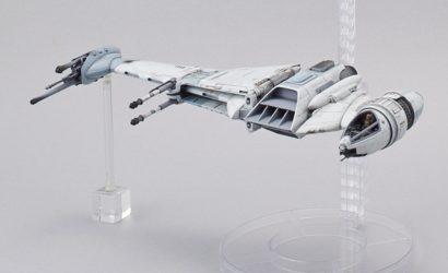 Bandai B-Wing Model-Kit als SDCC 2018 Exclusive vorgestellt