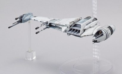 Bandai B-Wing Model-Kit als SDCC 2018 Exclusive vorgestellt