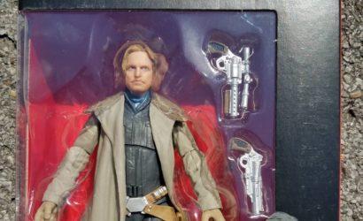 Hasbro Black Series Tobias Beckett und Han Solo (Bespin) aufgetaucht