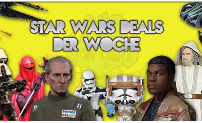 Amazon Star Wars Deals der Woche – KW 43/2018