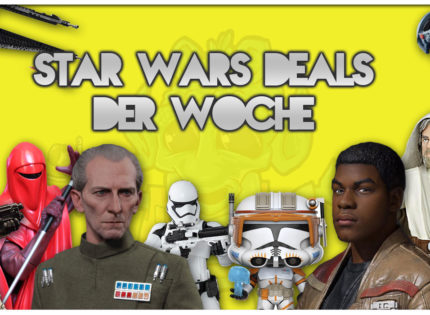Amazon Star Wars Deals der Woche – KW 43/2018