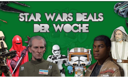 Amazon Star Wars Deals der Woche – KW 45/2018