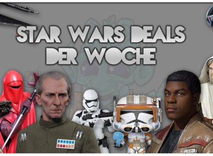 Amazon Star Wars Deals der Woche – KW 46/2018