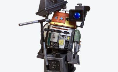"Gentle Giant zeigt ""The Star Wars Show – Commemorative Statuette"""