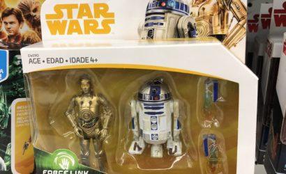 Neues Hasbro R2-D2 & C-3PO Force Link 2.0-Set gefunden