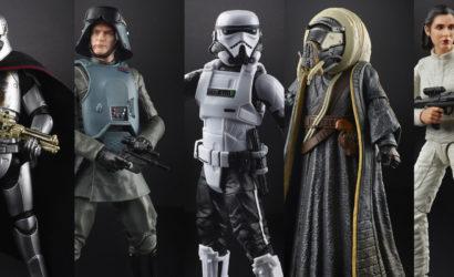 Alle Hasbro Star Wars-News von der San Diego Comic Con 2018