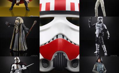 Alle Hasbro Star Wars-Neuankündigungen im Überblick