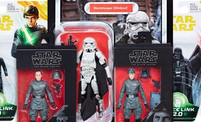 Hasbro Star Wars: Neue Pressebilder und Informationen