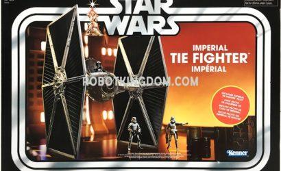 Neuer Imperial TIE Fighter für die Hasbro Vintage Collection aufgetaucht