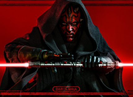 Hot Toys Darth Maul 1/6 Scale Figure: Bilder des Endprodukts