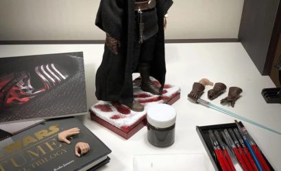 Teaser zu einer neuen Hot Toys Luke Skywalker (Crait) 1/6 Scale Figur