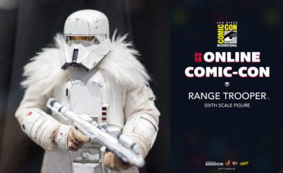 Alle Hot Toys Star Wars-News von der SDCC 2018 im Überblick
