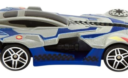 Offizielle Bilder zum Hot Wheels Obi-Wan's Jedi Starfighter Carship