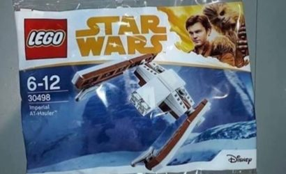 Neues LEGO Star Wars 30498 Imperial AT-Hauler Polybag aufgetaucht