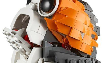 Alle Informationen zum neuen LEGO Star Wars Porg (75230)