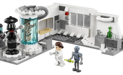 Alle Infos und Bilder zum LEGO Star Wars Hoth Medical Chamber (75203)