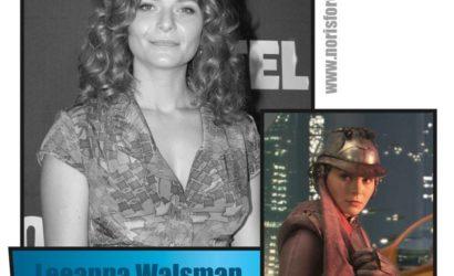 Noris Force Con 5: Schauspielerin Leeanna Walsman zu Gast in Fürth