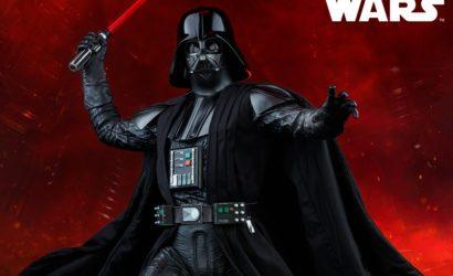 Sideshow zeigt Darth Vader Premium Format Figure zu Rogue One