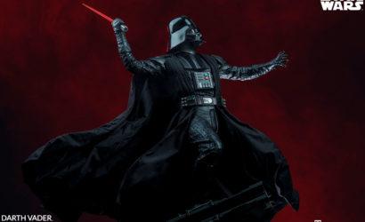 Unboxing-Video zur Sideshow Darth Vader (Rogue One) Premium Format Figure