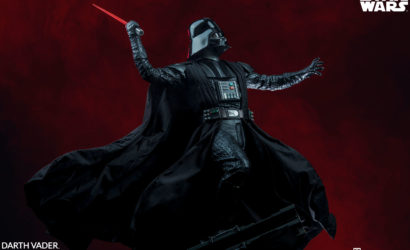Unboxing-Video zur Sideshow Darth Vader (Rogue One) Premium Format Figure